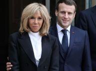 """Brigitte Macron, rare déclaration d'amour à son mari : """"J'ai beaucoup de chance"""""""