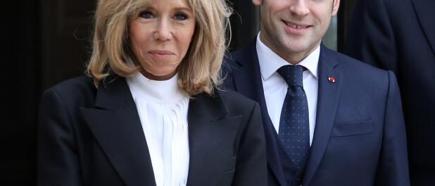 Brigitte Macron, rare déclaration d'amour à son mari :