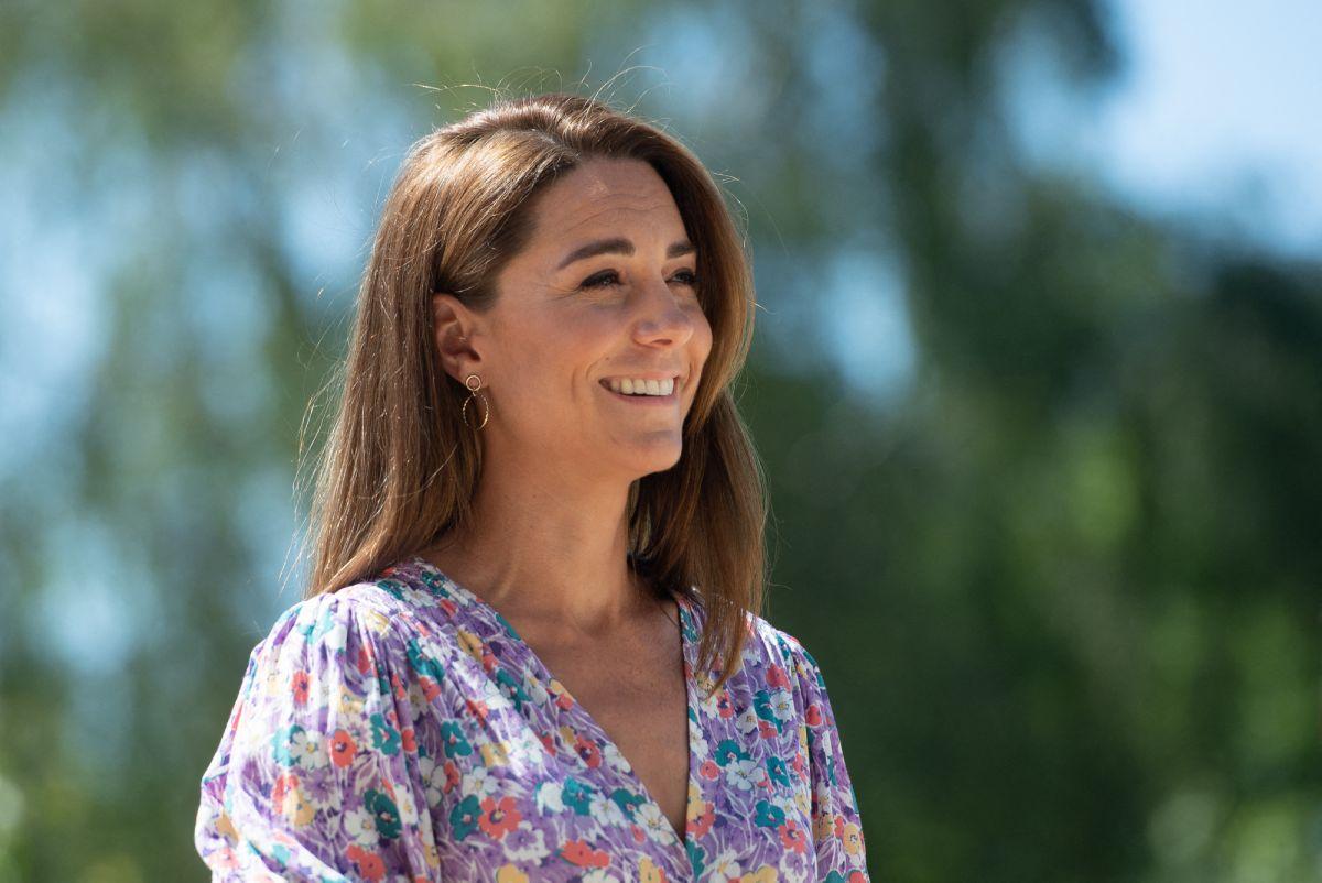 Kate Middleton Nouvelle Coupe De Cheveux Estivale La Duchesse Surprend Purepeople