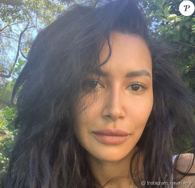 Naya Rivera sur Instagram le 5 juillet 2020.