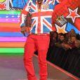 """Ray J (""""Celebrity Big Brother"""" a payé Ray J 1 million de dollars pour participer à l'émission) lors du lancement de la saison 19 de l'émission télévisée """"Celebrity Big Brother"""" aux studios Elstree TV à Londres, Royaume Uni, le 3 janvier 2017."""