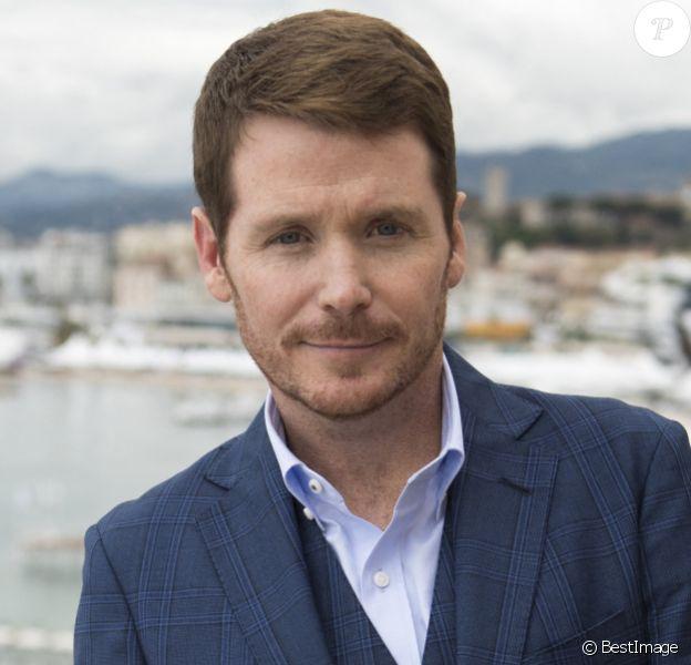 Kevin Connolly lors du 71e Festival de Cannes, le 15 mai 2018.