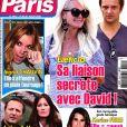 """Couverture du magazine """"Ici Paris"""", numéro du 15 juillet 2020."""
