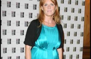 Sarah Ferguson : Telle une jet-setteuse, elle file de soirée en soirée... ses deux filles sont plus calmes !