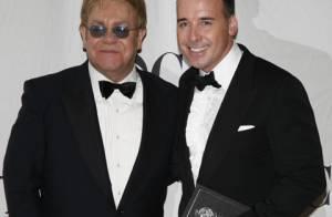Elton John... bientôt papa à 62 ans !