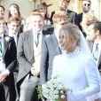 Ellie Goulding - Mariage de Ellie Goulding et C. Jopling en la cathédrale d'York, le 31 août 2019 The wedding of Ellie Goulding and C. Jopling held at York Minster.