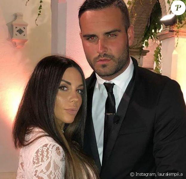 Laura Lempika et Nikola Lozina en couple depuis deux ans