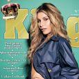 """Lola Marois en couverture du magazine """"King"""" paru vendredi 24 juillet 2020"""