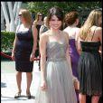 Selena Gomez, à l'occasion de la première partie de la cérémonie des Emmy Awards 2009, au Nokia Theatre de Los Angeles, le 12 septembre 2009 !