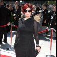Sharon Osbourne, à l'occasion de la première partie de la cérémonie des Emmy Awards 2009, au Nokia Theatre de Los Angeles, le 12 septembre 2009 !