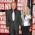 MTV Video Music Awards 2009, le 13 septembre au Radio City Music Hall : Buzz Aldrin et sa femme, un look... lunaire !