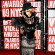 MTV Video Music Awards 2009, le 13 septembre au Radio City Music Hall : Lady GaGa en Jean-Paul Gaultier