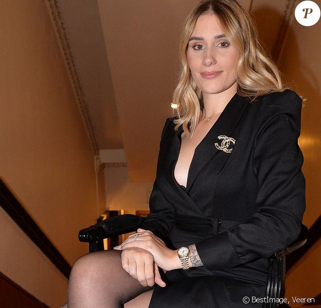 """Exclusif - Jesta Hillmann Assadi (Koh-Lanta) - Soirée """"Masterclass - Les secrets du métier d'influenceur"""" à Paris, le 9 décembre 2019. © Veeren/Bestimage"""