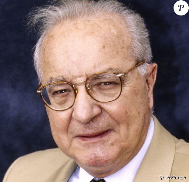 Pierre Viot en 1997. © CEDRIC PERRIN / BESTIMAGE