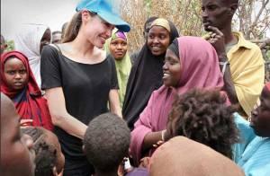 Angelina Jolie a emmené sa petite Zahara dans son pays natal... l'Ethiopie !