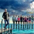 """Logo de """"Koh-Lanta, la guerre des chefs"""", sur TF1"""