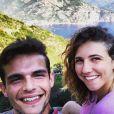 Julien Castaldi et sa chérie Chiara sur Instagram - 5 janvier 2020