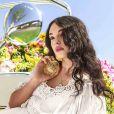 Deva Cassel pour sa première campagne publicitaire pour Dolce&Gabbana. La fille de Monica Bellucci et Vincent Cassel est l'égérie du parfum Dolce Shine.