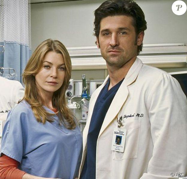 """Les acteurs de """"Grey's Anatomy"""" sur ABC."""