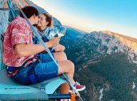 Laury Thilleman fière de son mari Juan : incroyables photos dans le vide