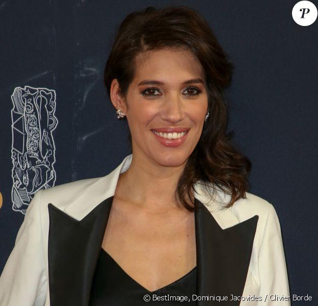 Laurie Cholewa lors du photocall lors de la 45ème cérémonie des César à la salle Pleyel à Paris © Dominique Jacovides / Olivier Borde / Bestimage