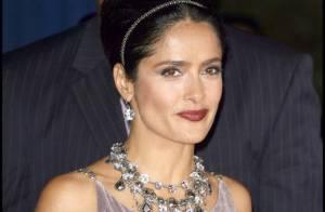 Une Salma Hayek très amincie a fait sensation aux Alma Awards... elle est ma-gni-fique !