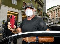 Flavio Briatore : Après six jours à l'hôpital, il est en quarantaine chez lui