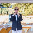 Cate Blanchett arrive à la 77ème édition du festival international du film de Venise (Mostra), le 1er septembre 2020