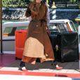 Tilda Swinton - Les célébrités arrivent à la 77ème édition du festival international du film de Venise (Mostra), le 1er septembre 2020
