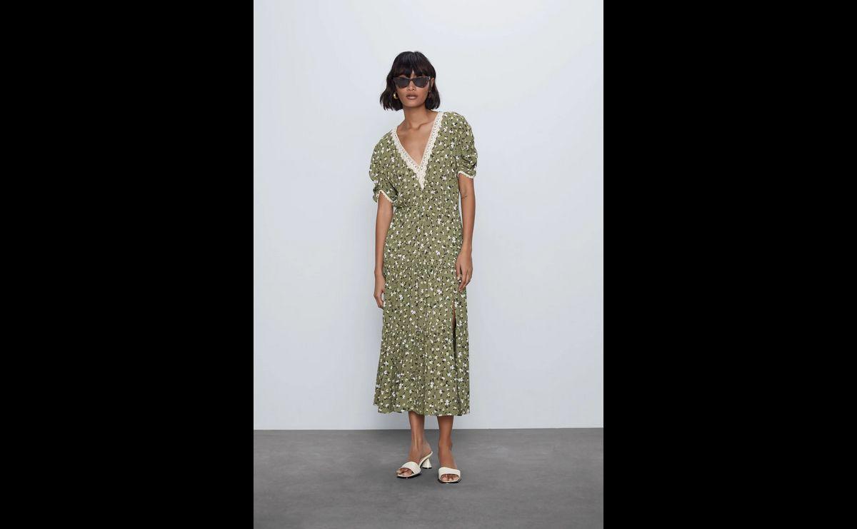 Kate Middleton Sa Nouvelle Robe Zara A 11 Euros Deja En Rupture De Stock Purepeople