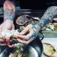 Anne Alassane (Master Chef) dévoile ses tatouages sur Instagram
