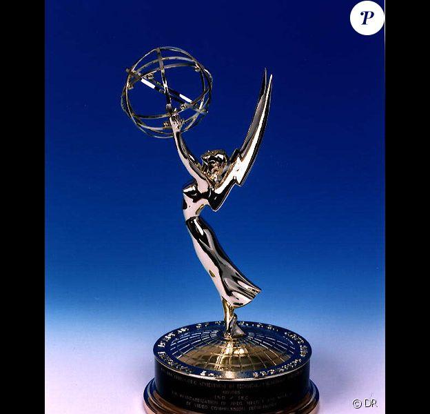 Statuette des Emmy Awards