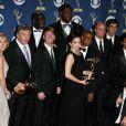 Toute l'équipe de 30 Rock a remporté un prix aux Emmy Awards