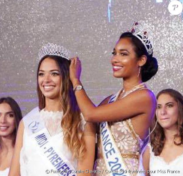 Emma Arrebot-Natou a été élue Miss Midi-Pyrénées 2020. Photo par Coralie Claverie.