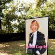 Obsèques d'Annie Cordy sur la Butte Saint-Cassien à Cannes le 12 septembre 2020. Bruno Bebert / Bestimage