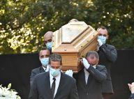 Obsèques d'Annie Cordy : L'émotion de Dave, Michèle Torr et Virginie Hocq
