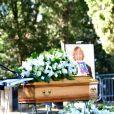 David Alexis. Obsèques d'Annie Cordy sur la Butte Saint-Cassien à Cannes le 12 septembre 2020. Bruno Bebert / Bestimage