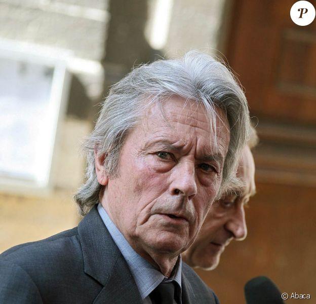 Alain Delon sera au coeur de Strass et Voyous