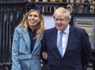 Boris Johnson et sa jeune fiancée ont baptisé leur fils en petit comité