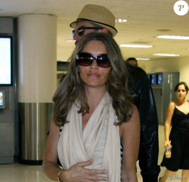 Rebecca Gayheart et son mari Eric Dane attendent leur premier enfant.