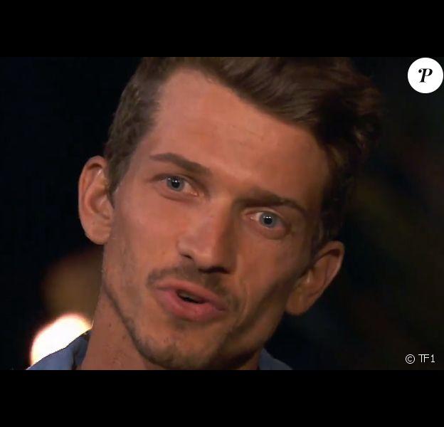 """Mathieu dans """"Koh-Lanta, Les 4 Terres"""" sur TF1 vendredi 18 septembre 2020."""