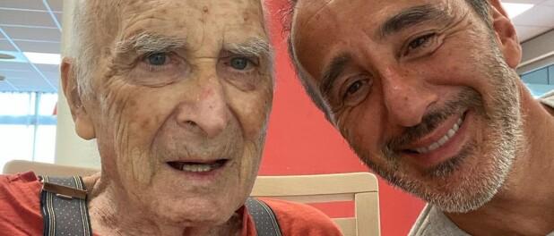 Élie Semoun en deuil : vidéo poignante après la mort de son père