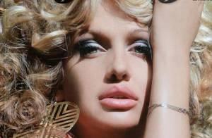 Victoria Lopyreva : en tigresse ou guerrière sensuelle... la blonde pulpeuse va vous rendre ivre de désir !