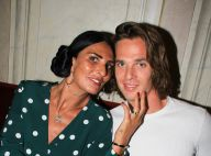 Sylvie Ortega et son très jeune amoureux célèbrent la Maison Cardin