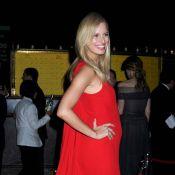 Une Karolina Kurkova enceinte au côté de Mary J. Blige, invitée d'honneur du Gala d'automne... très glamour !