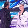 """Cyril Hanouna fête ses 46 ans, de belles surprises dans """"Touche pas à mon poste"""", sur C8, le 22 septembre 2020"""