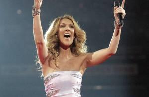 Céline Dion vous apprend à danser comme elle... enfin, presque ! Regardez !