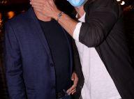 Gaspard Ulliel masqué au côté de Marc Ruchmann (Plan Coeur) pour une belle soirée