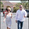 Britney Spears, en concert le soir-même, prendra malgré tout le temps de faire quelques courses...