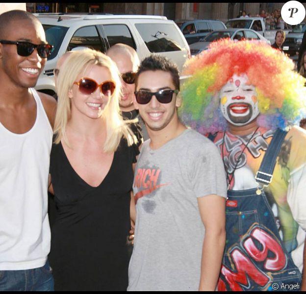 Britney Spears offre 2 places VIP pour son concert à un fan...